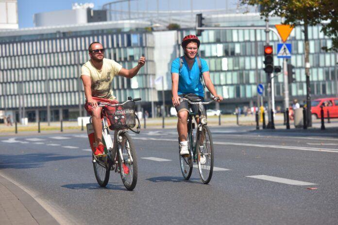 Wymagane wyposażenie rowerów