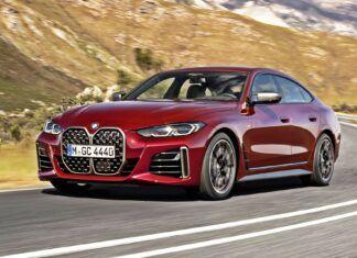 Nowe BMW serii 4 Gran Coupe – oficjalne zdjęcia i informacje