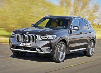 BMW X3 i BMW X4 po liftingu – oficjalne zdjęcia i informacje