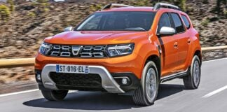 Dacia Duster FL (2021)