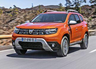 Dacia Duster po liftingu – oficjalne zdjęcia i informacje
