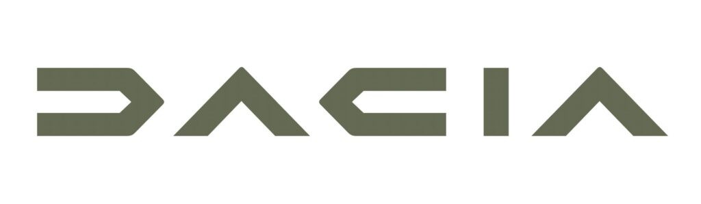 Dacia - logo nou