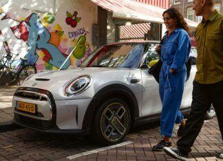 Nowe całkowicie elektryczne MINI – samochód nowej ery