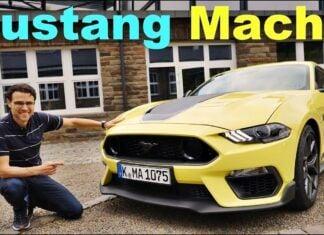 Nowy Ford Mustang Mach 1 – test i wrażenia z jazdy