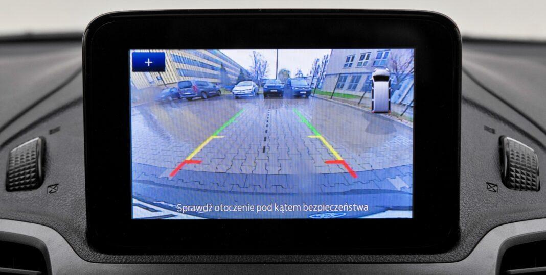 Ford Grand Tourneo Connect - kamera