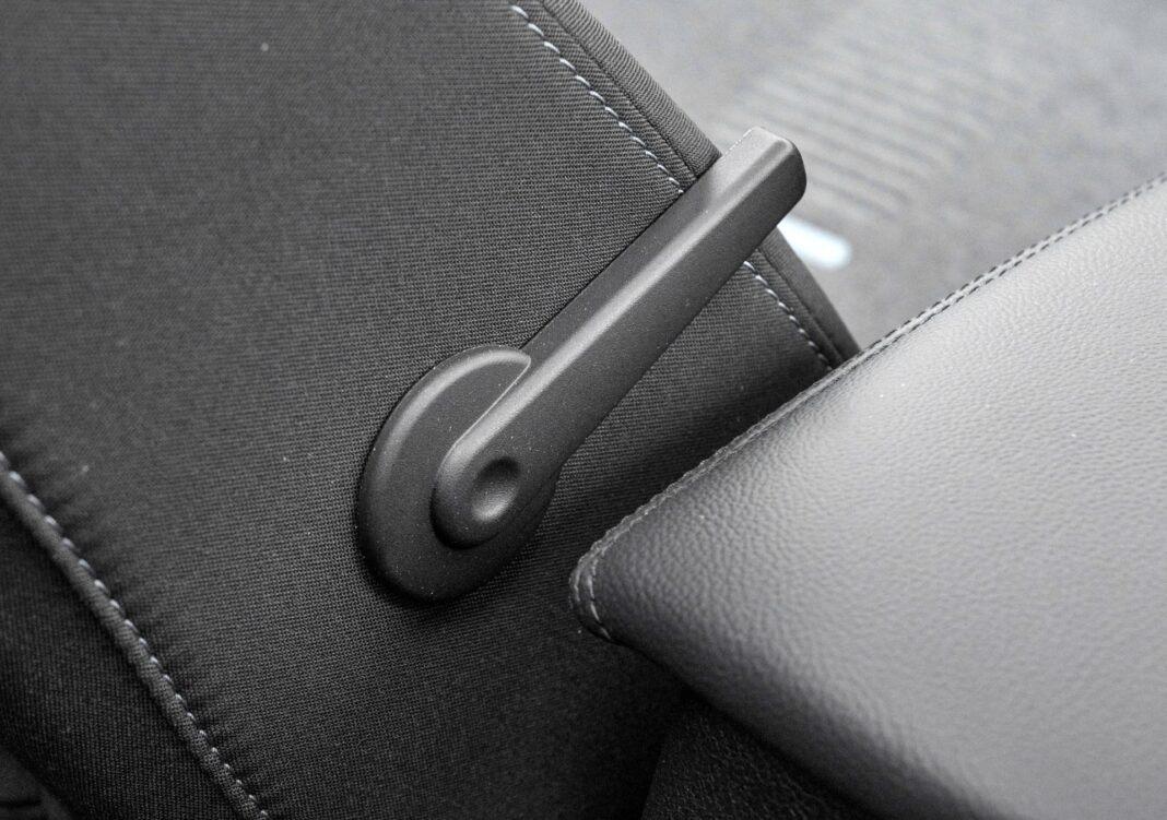 Ford Grand Tourneo Connect - regulacja lędźwiowa