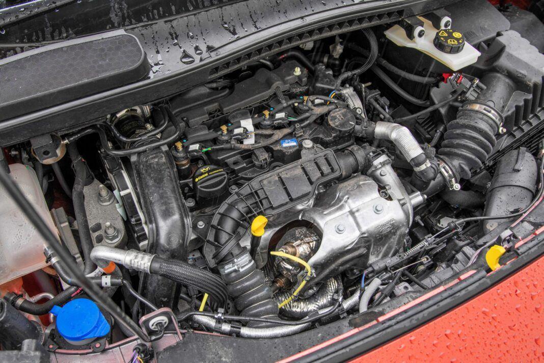 Ford Grand Tourneo Connect - silnik