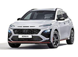 Hyundai Kona N (2021). Opis wersji i cennik