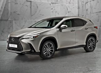 Nowy Lexus NX – oficjalne zdjęcia i informacje