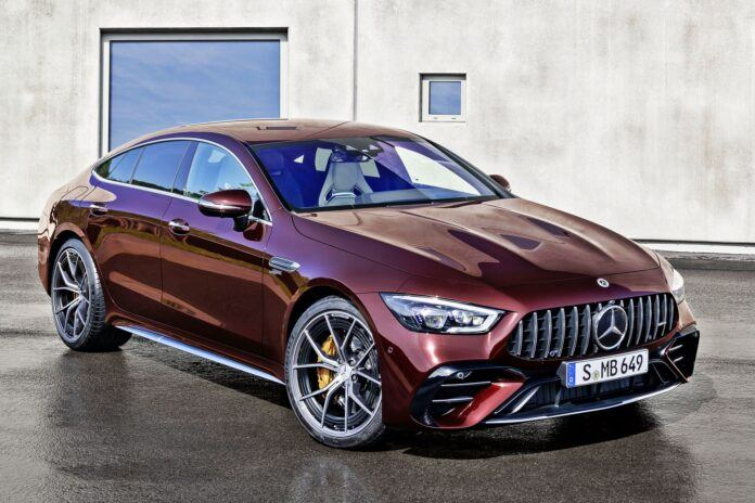 Mercedes-AMG GT 4-drzwiowe Coupe (2021)