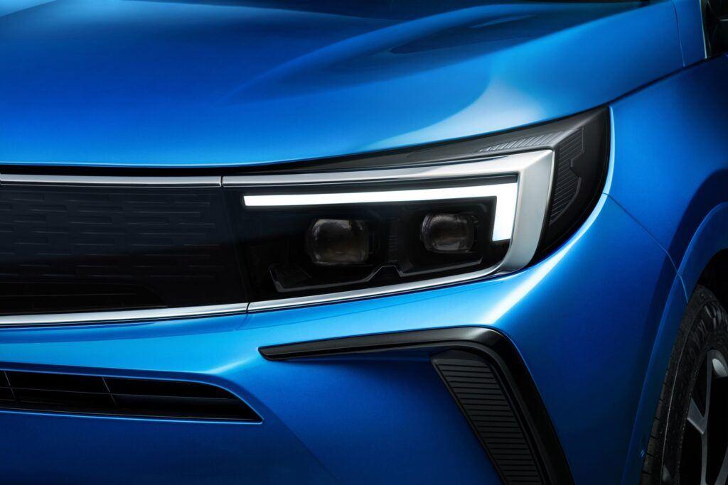 Nowy Opel Grandland (2021)