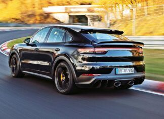 Nowy rekord Porsche. Cayenne najszybsze na Nurburgringu