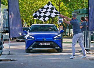 Toyota Mirai lepsza od Hyundaia Nexo. Nowy rekord zasięgu!