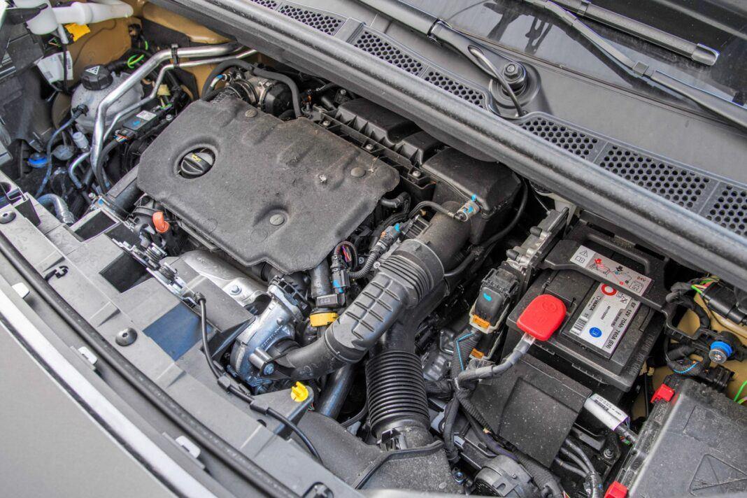 Toyota Proace City Verso - silnik
