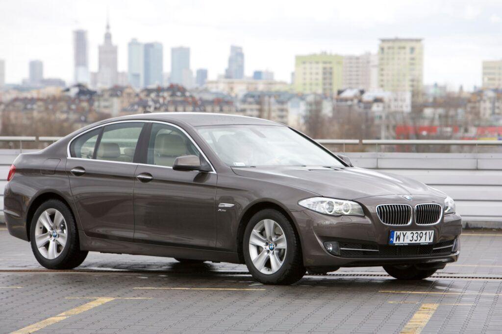 uzywane BMW serii 5