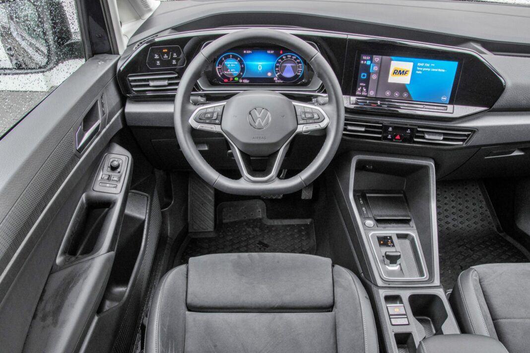 Volkswagen Caddy - deska
