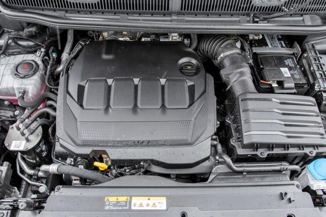 Volkswagen Caddy - silnik
