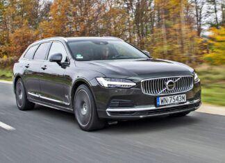 Volvo V90 (2021). Opis wersji i cennik