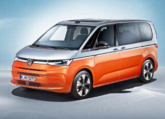 Nowy Volkswagen Multivan – oficjalne zdjęcia i informacje