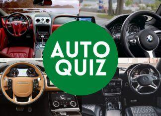AUTO-QUIZ [28] Rozpoznasz model po wnętrzu?