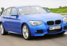 BMW 125d F20 M-Sport 2.0d 218KM 8AT WY3726V 06-2012
