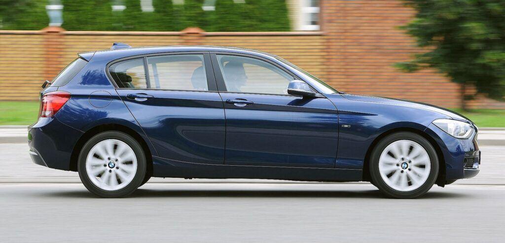 BMW 114d F20 Urban Line 1.6d 95KM 6MT WY5906V 08-2013