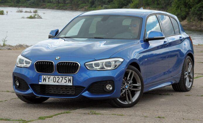 BMW 118i F20 FL M-Sport 1.6T 136KM 8AT WY0275W 06-2015