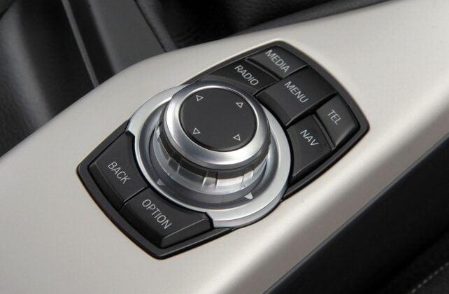 BMW serii 1 F20 iDrive