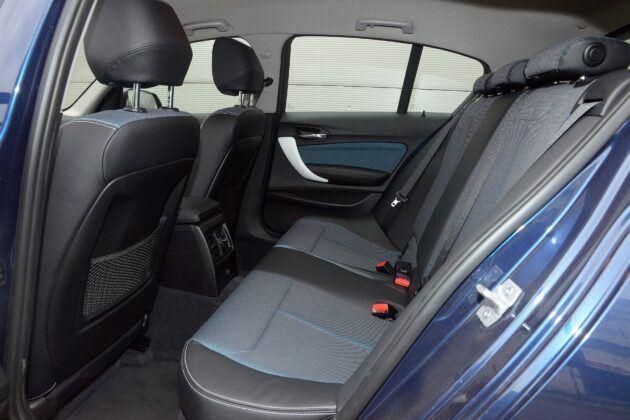 BMW serii 1 F20 kanapa