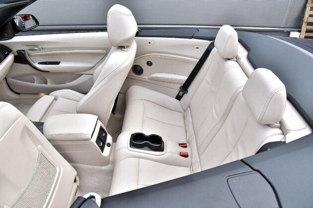 BMW serii 2 - kanapa