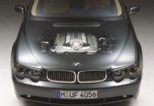 Diesel BMW V8