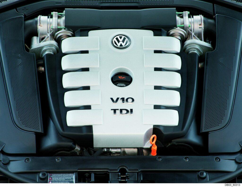 Diesel V10 TDI