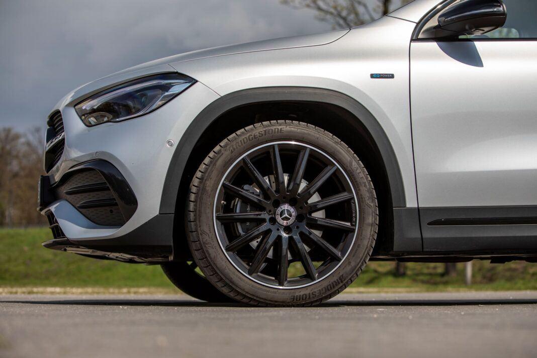 Mercedes GLA - koło