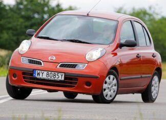 Używany Nissan Micra III (K12; 2003-2010) - opinie, dane techniczne, typowe usterki