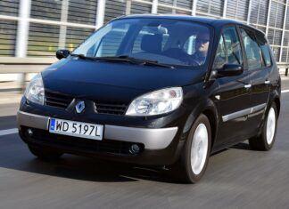 Używane Renault Scenic II (2003-2009) - opinie, dane techniczne, typowe usterki