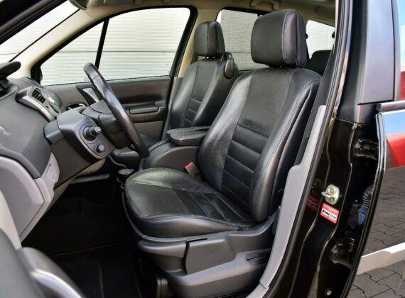 Renault Scenic II fotel kierowcy (2)