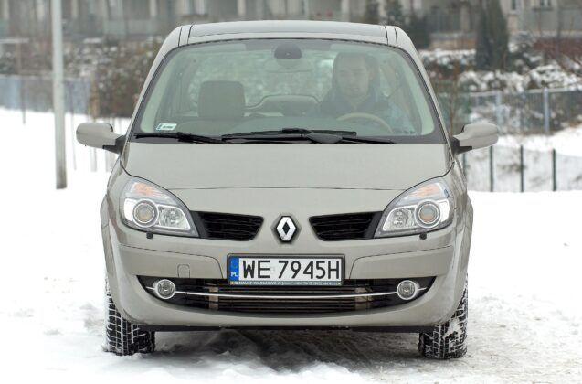 Renault Scenic II po liftingu