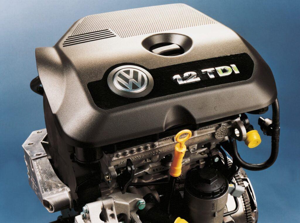 Silnik 1.2 TDI