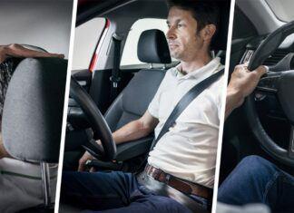 Czy wiesz, jak prawidłowo siedzieć za kierownicą samochodu? Lepiej się upewnij...