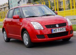 Używany Suzuki Swift IV (2005-2010) - opinie, dane techniczne, typowe usterki