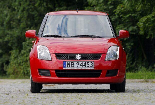 Suzuki Swift IV po liftingu