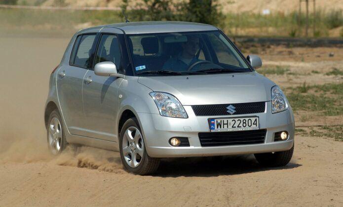 Suzuki Swift IV 4x4