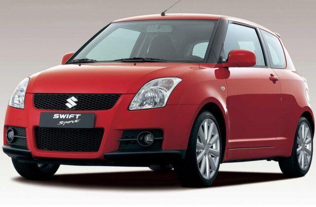 Suzuki Swift IV Sport