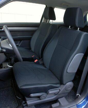 Suzuki Swift IV fotel kierowcy