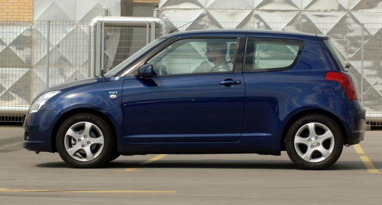 Suzuki Swift IV hatchback 3d