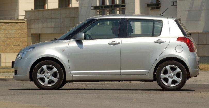 Suzuki Swift IV hatchback 5d