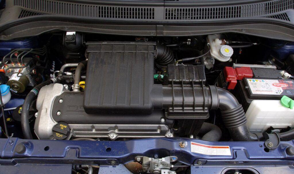 Suzuki Swift IV silnik