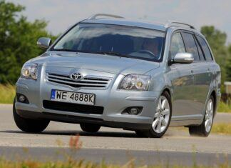 Używana Toyota Avensis II (2003-2008) - opinie, dane techniczne, typowe usterki