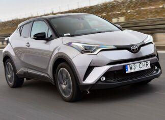 Używana Toyota C-HR (od 2016 r.) - opinie, dane techniczne, typowe usterki
