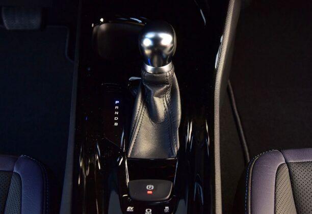 Toyota C-HR skrzynia biegów